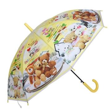 Nettes kreatives Tierdruck-Kind / Kinder / Kind-Regenschirm (SK-13)