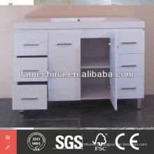 New laundry sink cabinet combo MDF laundry sink cabinet combo