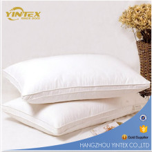Eco-Friendly Classic diseño dormir almohada para el hogar y el hotel