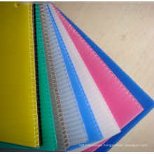 PP Corrugated Sheet