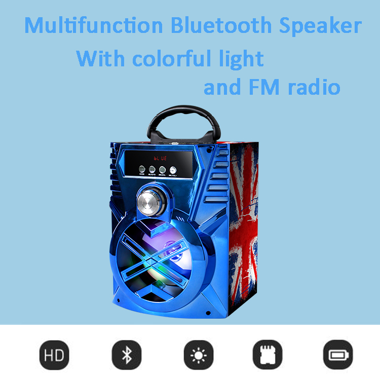bluetooth speaker function