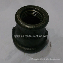 Reducing Beaded Black Socket Malleable Iron Pipe Fittings