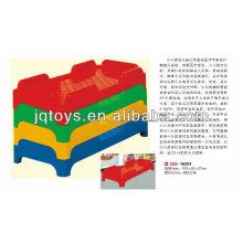 JQ apilable plástico camas infantiles niños muebles