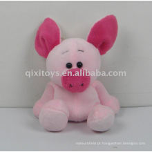 crianças brinquedo macio de pelúcia porco mini