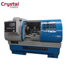 Chine horizontale SIEMENS multifonctionnel tour cnc prix de la machine CK6140A