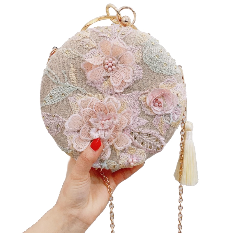 Evening Bag Embroidery