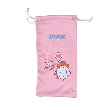 Printable Mobile Phone Protect Microfiber Pouch