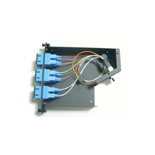Corde de correction de fibre de MPO de cassette de MPT de cassette de MTP
