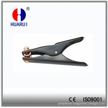 Black Color Holland Type 500A Welding Earth Clamp