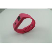 Wasserdichtes drahtloses Bluetooth Wristband mit beweglicher APP