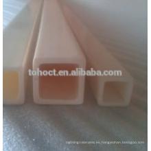 Rectángulo de cerámica / tubo cuadrado