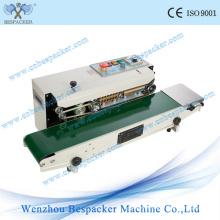 Máquina automática da selagem do saco contínuo do corpo do ferro