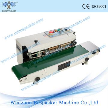 Heat Impulse Aluminum Foil Bag Continuous Sealer Sealing Machine