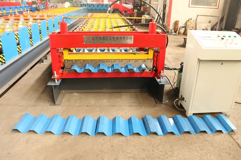 Color Steel Making Machine