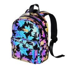 High Visibility Warning Safety Bag Reflective Backpack for Kids Children