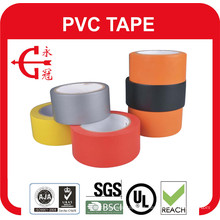 Cinta aislante de PVC coloreado solvente 2016
