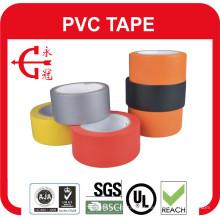 2016 fita adesiva solvente colorida do PVC