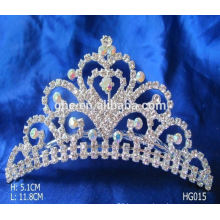 Professional mould design factory directly toy crowns tiara