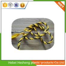 Corde de haute qualité différente de la couleur PP / PE utilisée pour le sac de récipient