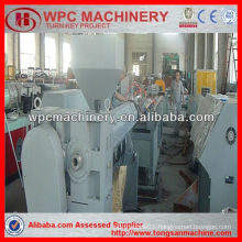 WPC partition/kitchen cabinet door plastic panels/ windowsill profile /wooden pallet extrusion line