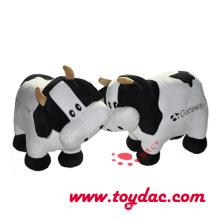 Plüsch Tier Kuh Spielzeug