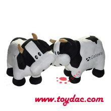 Plush Animal Cow Toy