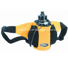 Sports Cycling Security Pocket Bag Belt Waterbottle Waist Bag