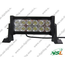 "7"" 36W LED Work Light, CREE Car LED Light Bar 4x4, 12V 24V LED Flood Light Bar off-Road"