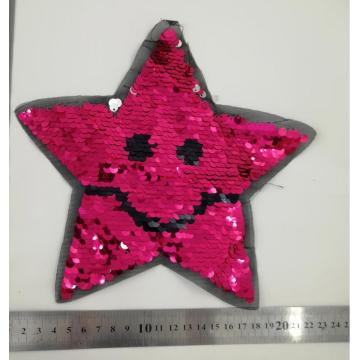 Fashion Star Pailletten Patches mit billigerem Preis