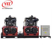 Compressor de ar de sopro do hp 6m3 / min do ANIMAL DE ESTIMAÇÃO 40bar
