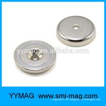 Neodym-runder Basis- oder Cup-Magnet