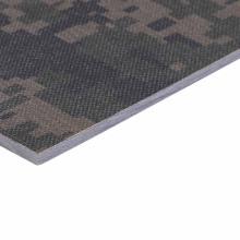 Camuflagem digital G10 laminado para as aletas