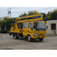 16m Isuzu Aerial Work Platform and Hoisting Truck