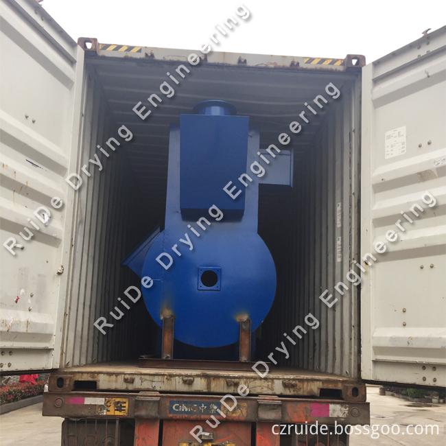 New condition high quality spin flash dryer powder dryer machine
