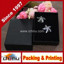 Brinco Boxes Bowtie Gift Wrap Jóias Displays (140067)