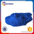 Tintura permanente azul da tela da cuba solubilizada para o algodão