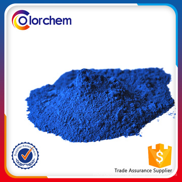 Solubilised Vat Blue Permanent Fabric Dye for Cotton