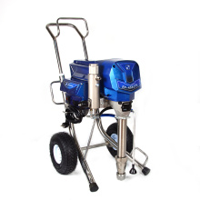Portable electric Airless Paint Sprayer equipment putty automatic painting spray piston pump machine HVLP gun