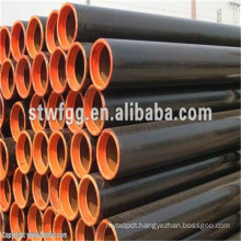 seamless carbon steel fluid pipe sch 40/80/160 Jack xu Casing Pipe API SPEC 5CT