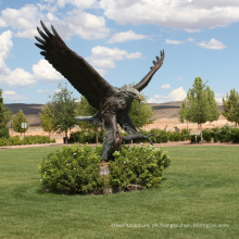Multifunktionale Adler Krieger Statue mit CE-Zertifikat