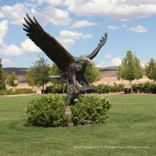 Statue de guerrier Eagle multifonctionnel avec certificat CE