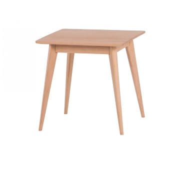 FAS Beech Round Square Coffee Tables