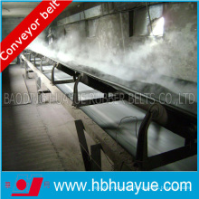 Chemical Resistant Rubber Conveyor Belt Used in Cement Line