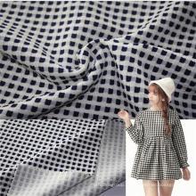 Novos produtos tecido jacquard de algodão spandex