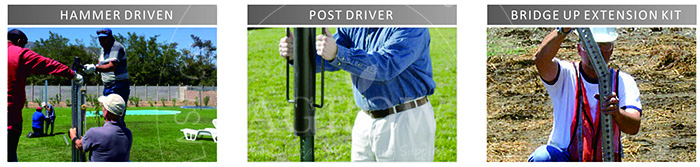 power post driver