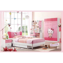 Cute Princess Room Bedroom Sets Furniture, Kd Furniture (Y361)