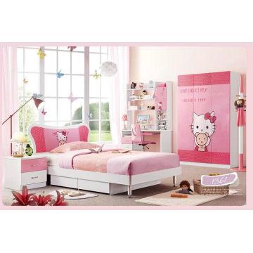 Симпатичные принцесса комната спальня наборы мебель, Kd (Y361)