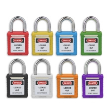OEM Safety Padlock BOSHI BD-G51 with Short Steel Shackle