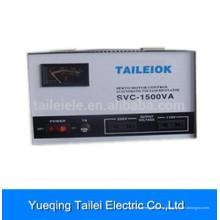 SVC-1500VA regulador de voltaje automático universal 220V