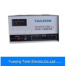 SVC-1500VA universal casa tensão automática regulador 220V